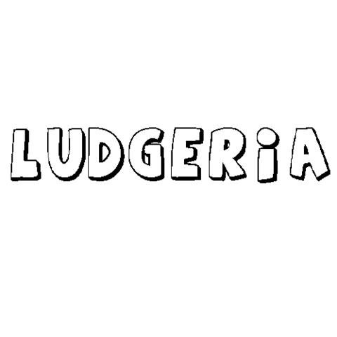 LUDGERIA