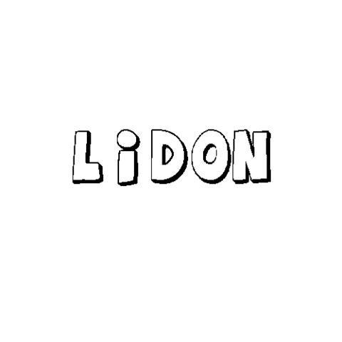 LIDÓN
