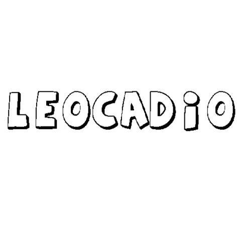 LEOCADIO