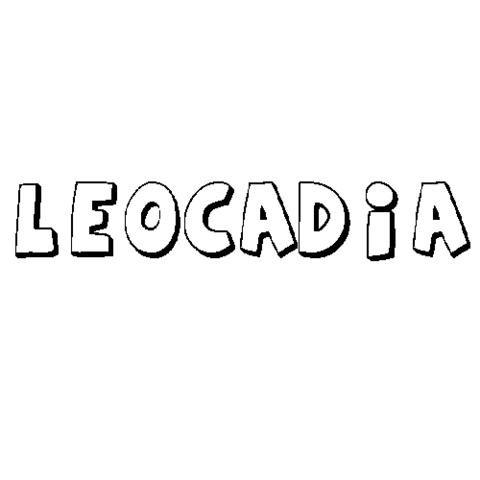 LEOCADIA