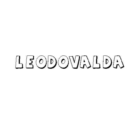 LEODOVALDA