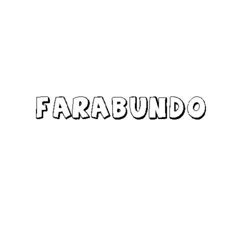 FARABUNDO