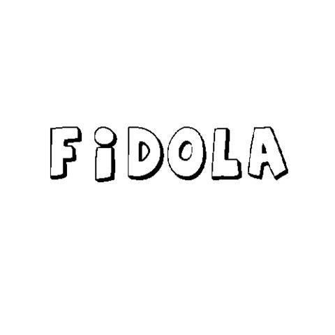 FIDOLA