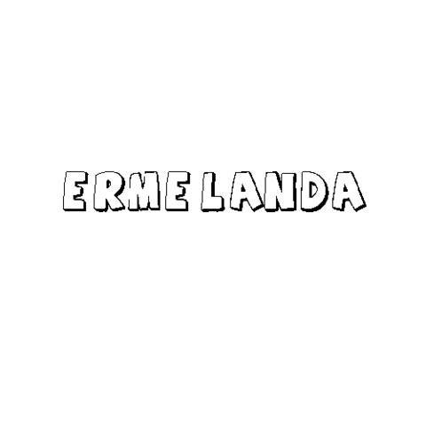 ERMELANDA