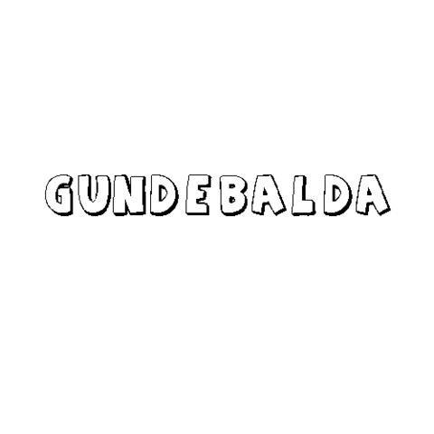 GUNDEBALDA