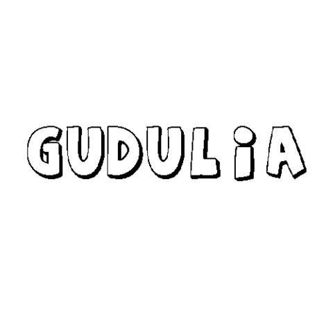 GUDULIA