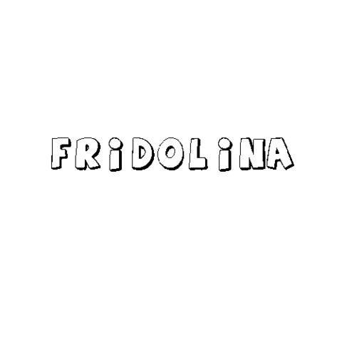 FRIDOLINA