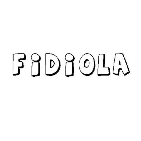 FIDIOLA