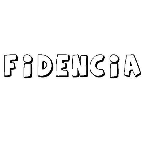 FIDENCIA