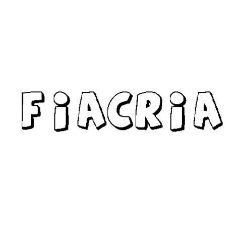 FIACRIA