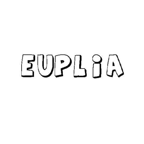 EUPLIA