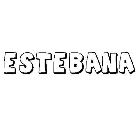 ESTÉBANA