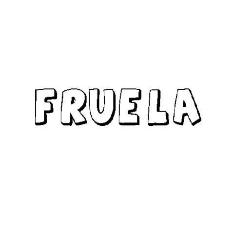 FRUELA