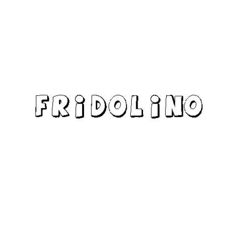 FRIDOLINO