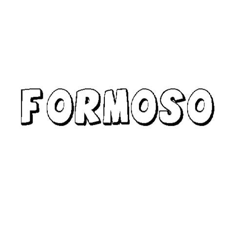 FORMOSO