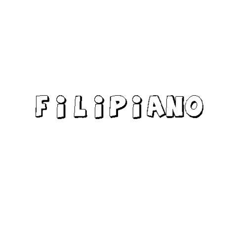 FILIPIANO