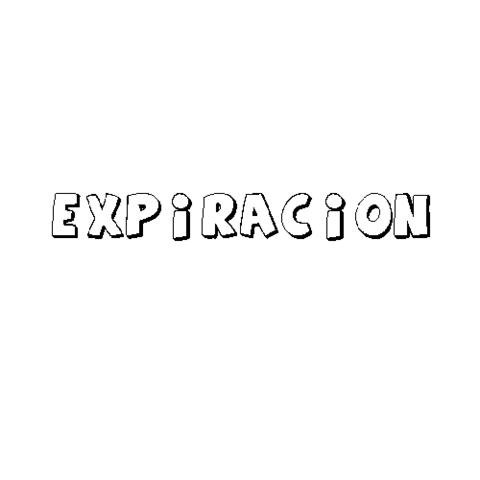 EXPIRACION