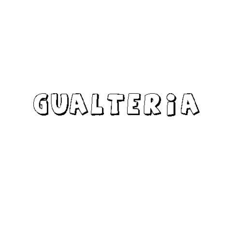 GUALTERIA