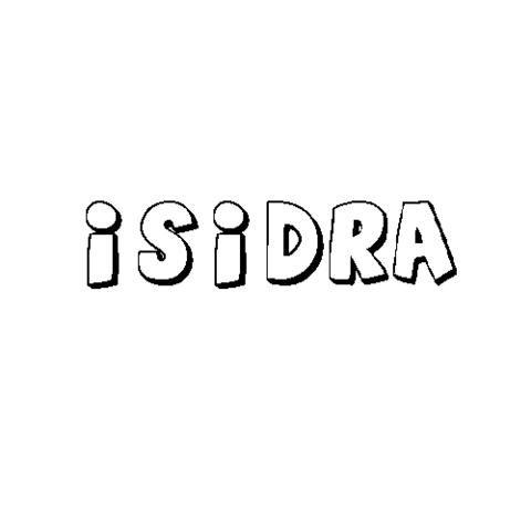 ISIDRA