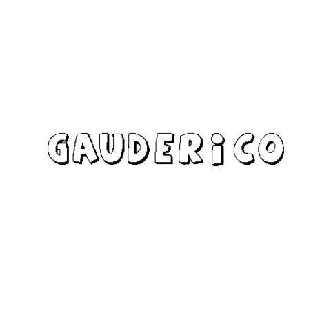 GAUDERICO