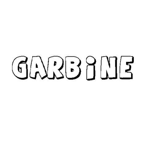 GARBIÑE