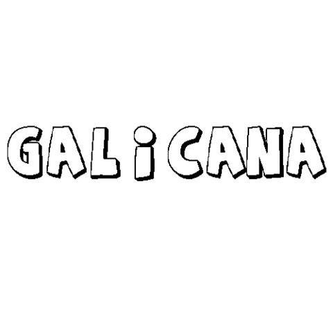 GALICANA