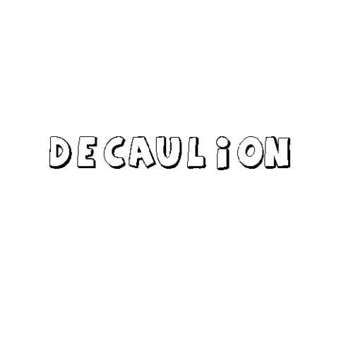 DECAULIÓN