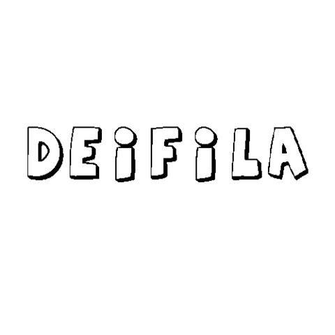 DEÍFILA
