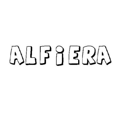 ALFIERA