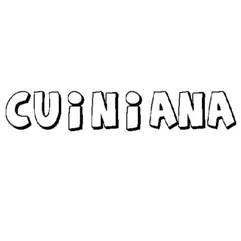 CUINIANA