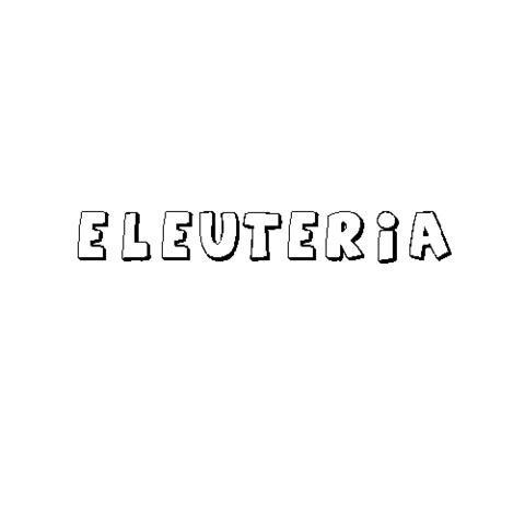 ELEUTERIA