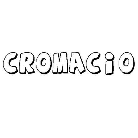 CROMACIO