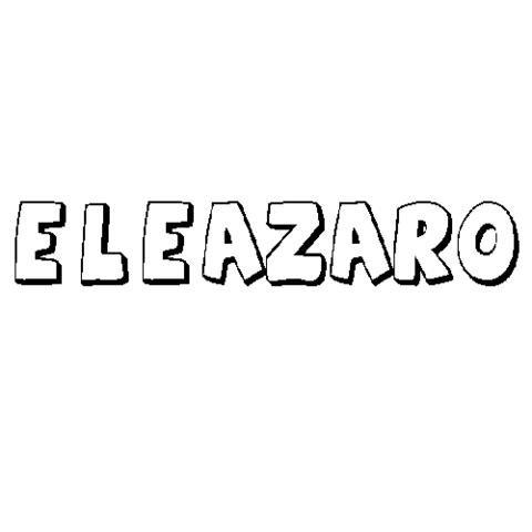 ELEÁZARO