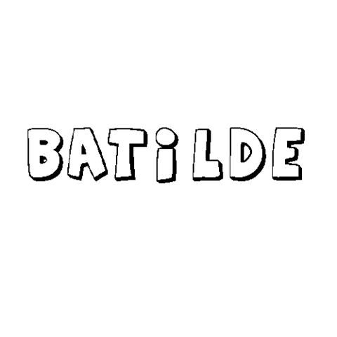BATILDE