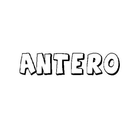 ANTERO