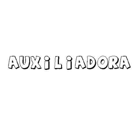 AUXILIADORA