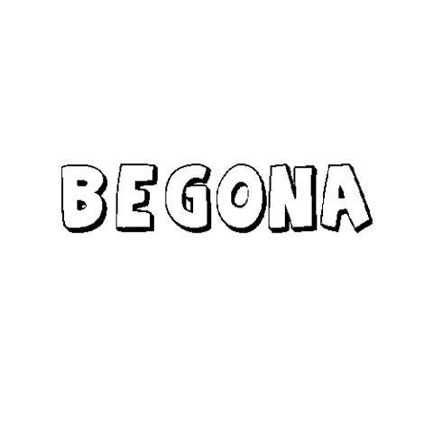 BEGOÑA