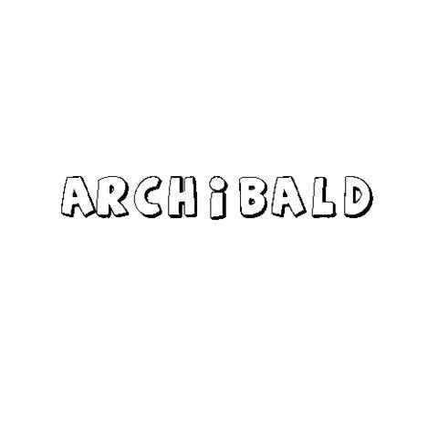 ARCHIBALD