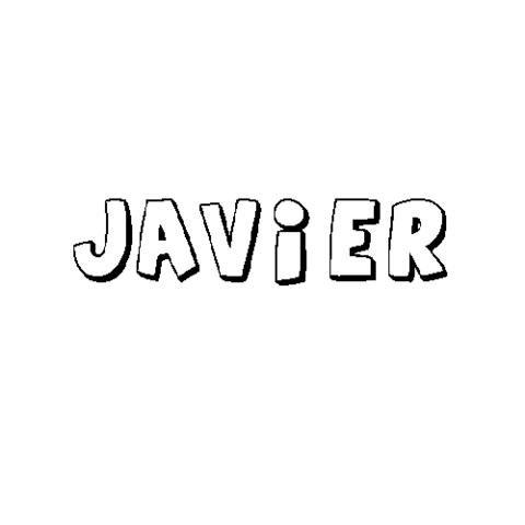 Dibujos Javier on Dibujos Para Bebes