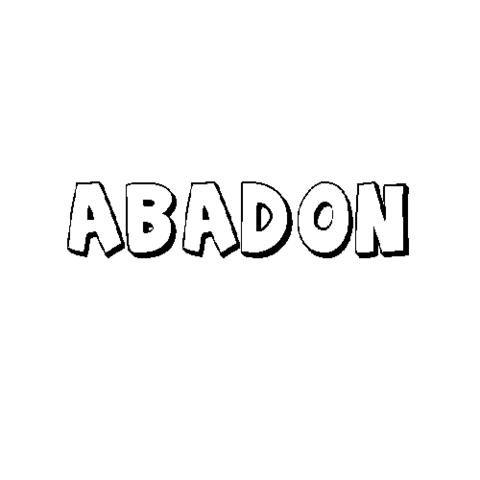 ABADÓN