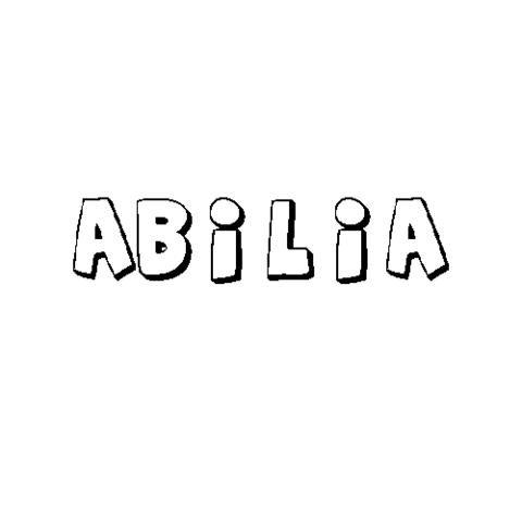 ABILIA