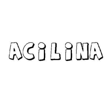 ACILINA