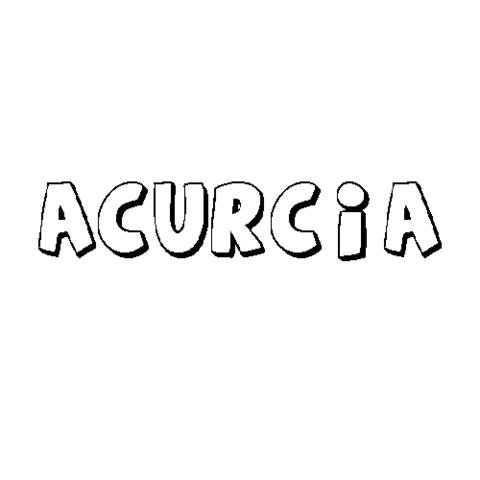 ACURCIA