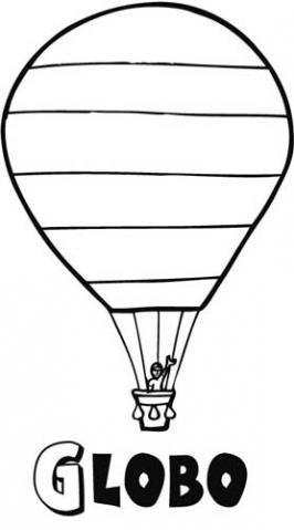 Worksheet. Imprimir Dibujos gratis de un globo aerosttico para imprimir y