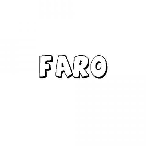 Faro: Dibujos para colorear