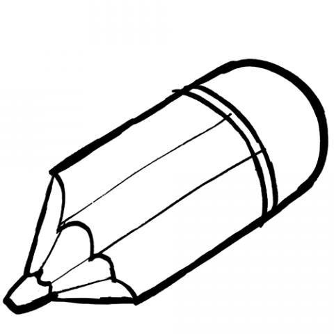 Imágenes Infantiles Dibujo De Lápiz Para Colorear