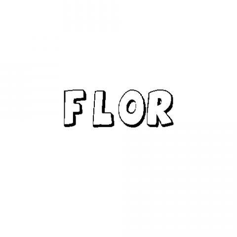 Palabra Flor