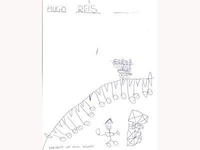 Hugo Reis, Lugo