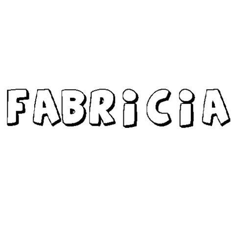 FABRICIA