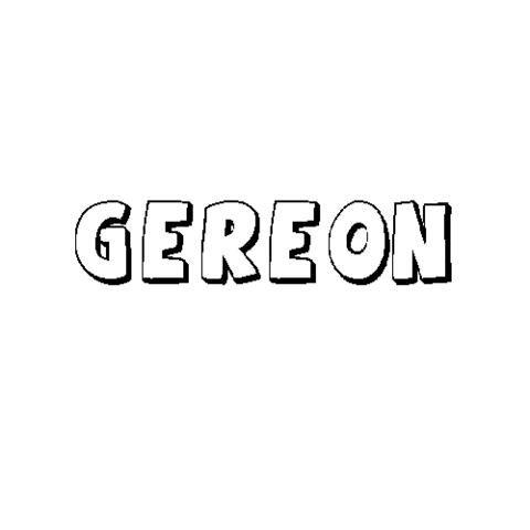 GERÉON